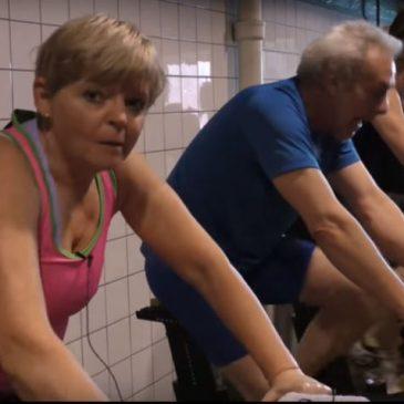 Fitneshouse støtter hospitalsklovnene