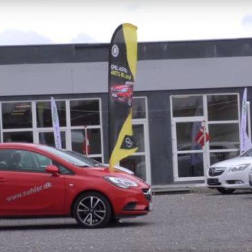 Åbent hus Opel Nakskov 2016