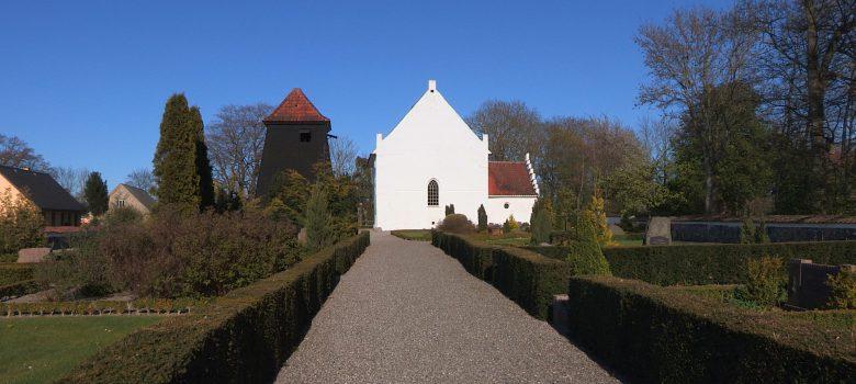 Befrielsesgudstjenste – Arninge Kirke