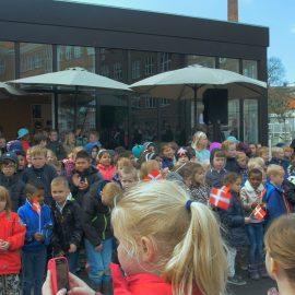 Folkedans – Fjordskolen, Byskoleafdelingens 100 års jubilæum