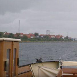 Færgen MØN i Nakskov fjord