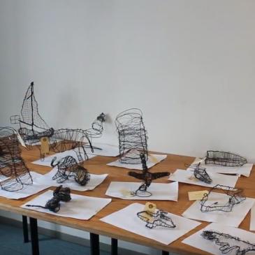 Præmieoverrækkelse Nakskov kultur festival Kreativworkshop