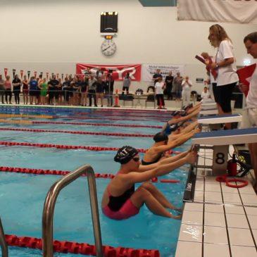 Ol-svømmere deltog ved Øst Danske Mesterskaber i Nakskov