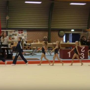 National mesterskaber hold 2016 i Nakskov