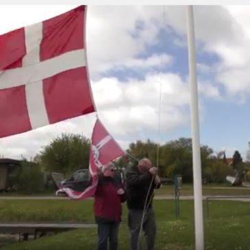 Rosnæs Bådlaug Standerhejsning 2017