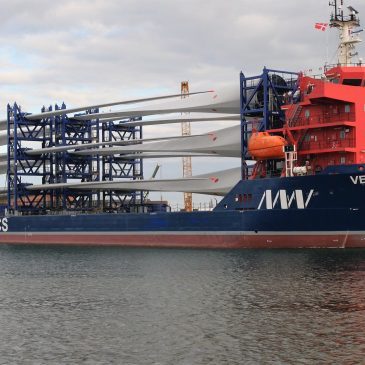 Nakskov Havn – Vingetransport