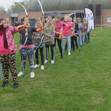 Kvalifikationsstævne – Skole Ol i Bueskydning