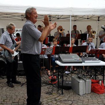 Lørdagsunderholdning – Postorkestret