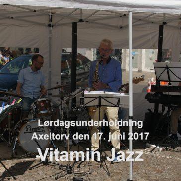 Lørdagsunderholdning – Vitamin Jazz