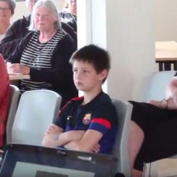 Video konkurrence MIT NAKSKOV