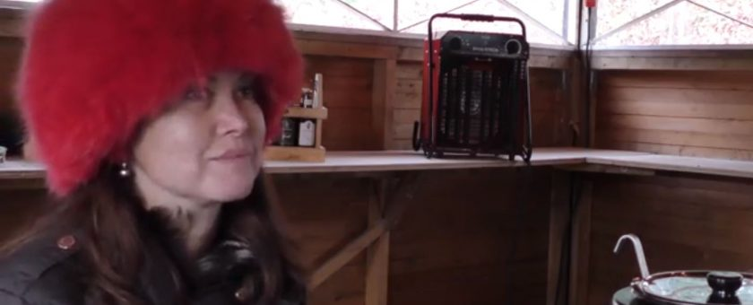 Maria og skøjtebanen i Nakskov
