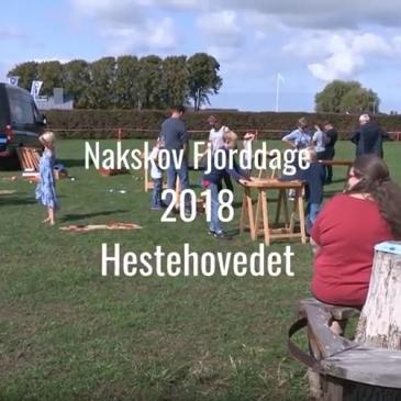 Nakskov fjorddage 2018 for børn og barnlige sjæle