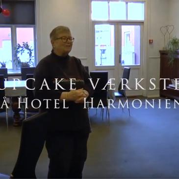 Cupcake på Harmonien