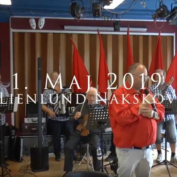 1 Maj 2019 Lienlund i Nakskov