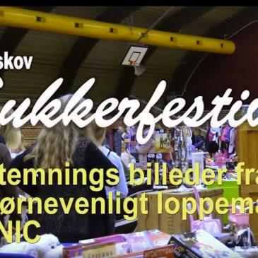 Sukker festival Stemningsbilleder fra loppemarked i NIC