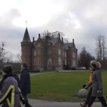 Hjerteforeningens Nytårsmarch i Knuthenborg