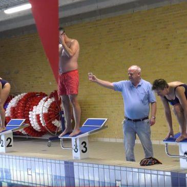 Indvielse af Rødby NY renoveret svømmehal