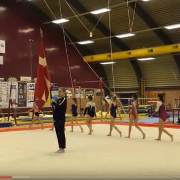 Regionalt mesterskab, trin 1, 2, og 3 i Nakskov