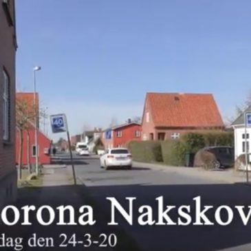 Carona i Nakskov 24-03-20