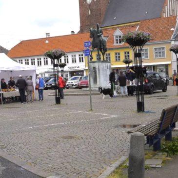 Foodmarked på Axeltorvet