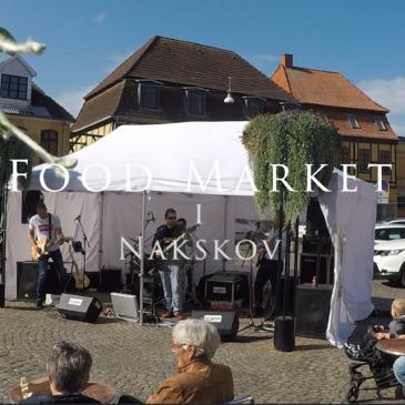 Food marked i Nakskov