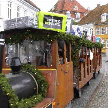 Juletoget FUTTE, En tur med Remisens Venner