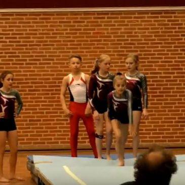 Nakskov Gymnastiforening forårs opvisning 2016