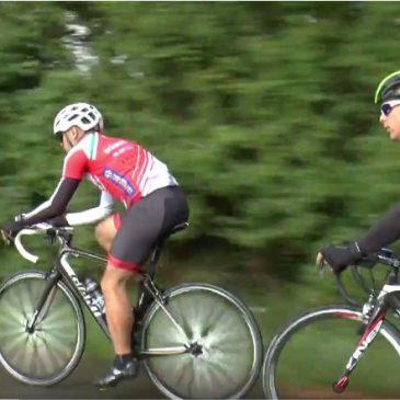 Cykeltur for hospitalsklovnene