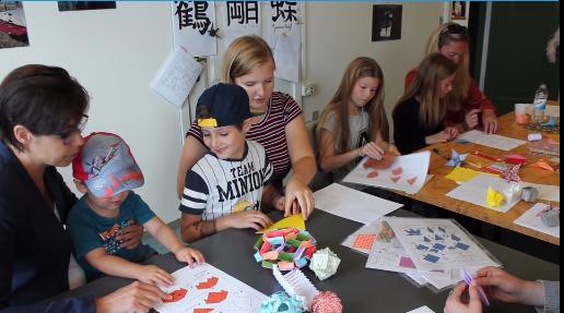 Nakskov Kulturfestival: Lær at lave origami