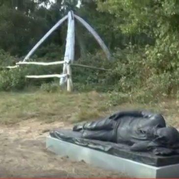John Kørners skulpturer indvies i Nakskov