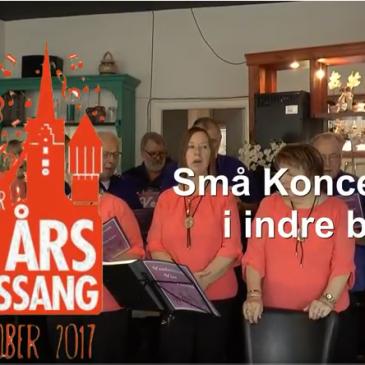 Nakskov fejrer 500 års fællessang