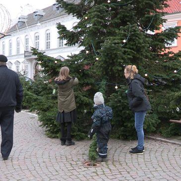 Julehjerter til børn