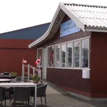Åbning af Havnegrillen på Langø