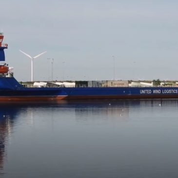 Vinge skibet Boldwind i Nakskov