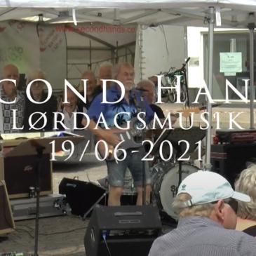 Lørdagsmusik på Axeltorv