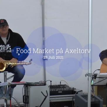 FOOD MARKET PÅ AXELTORV